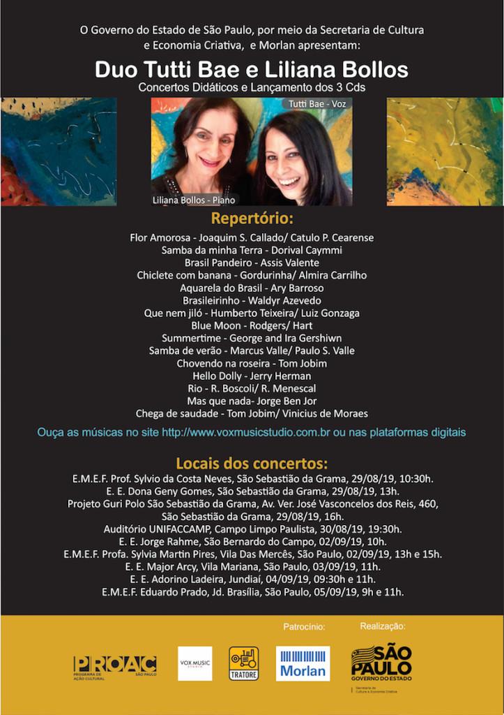 programa concertos didaticos